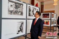 中国改革开放40年图片展在波兰华沙举行